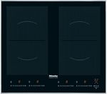 MIELE KM6328-1 Electric Induction Hob - Black