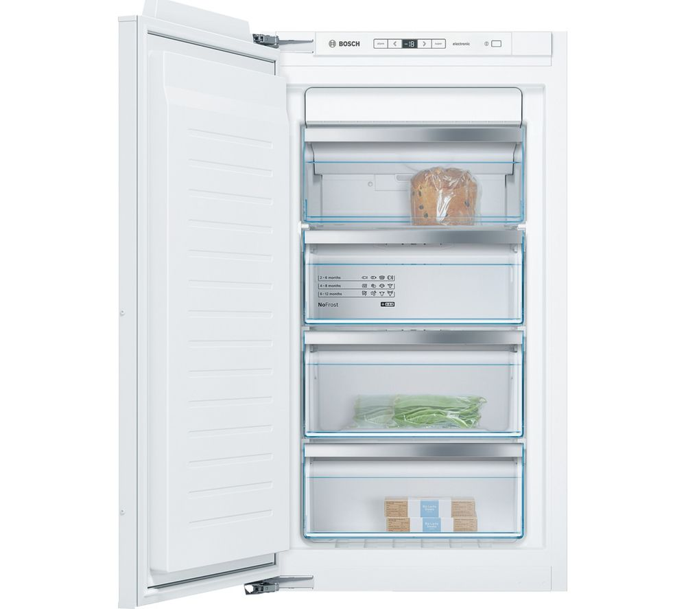 Buy BOSCH Serie 6 GIN31AE30G Integrated Freezer | Free Delivery | Currys