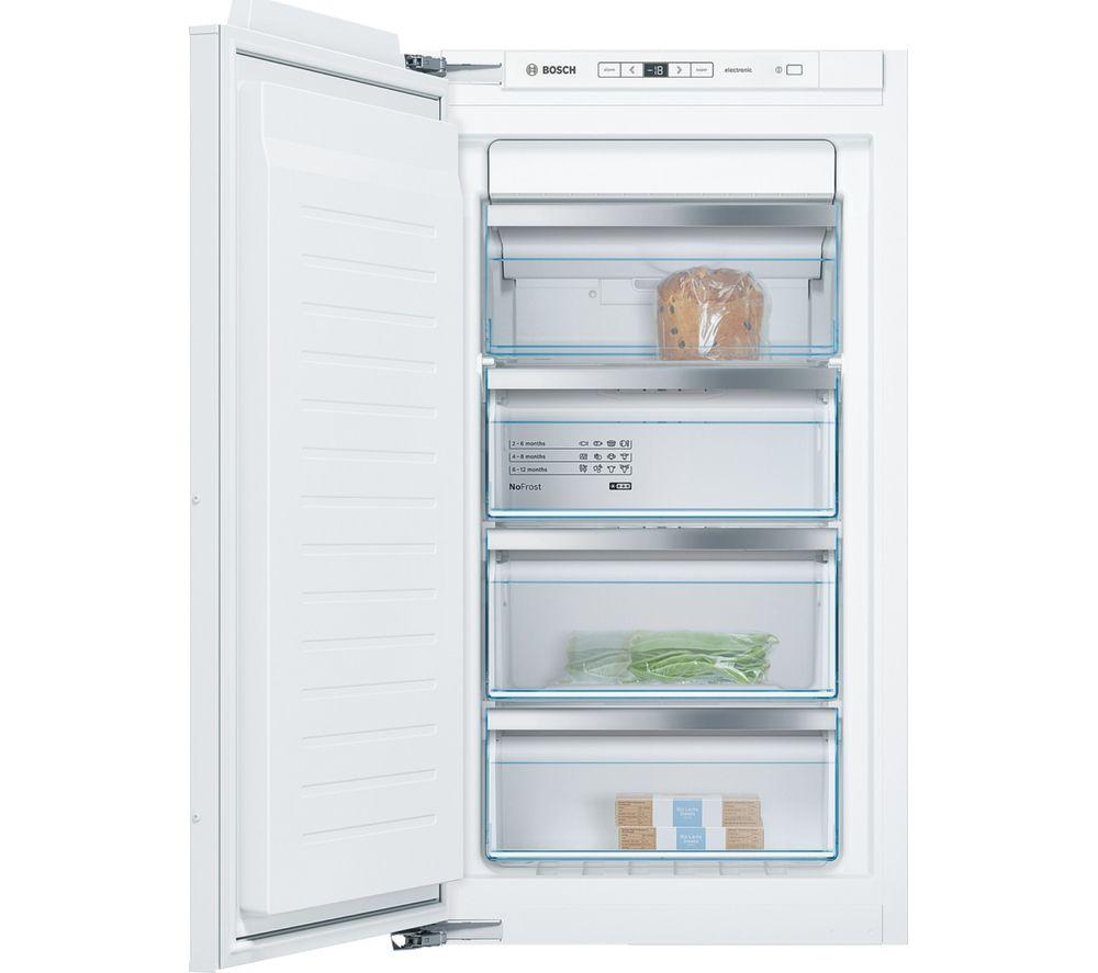 BOSCH Serie 6 GIN31AE30G Integrated Freezer