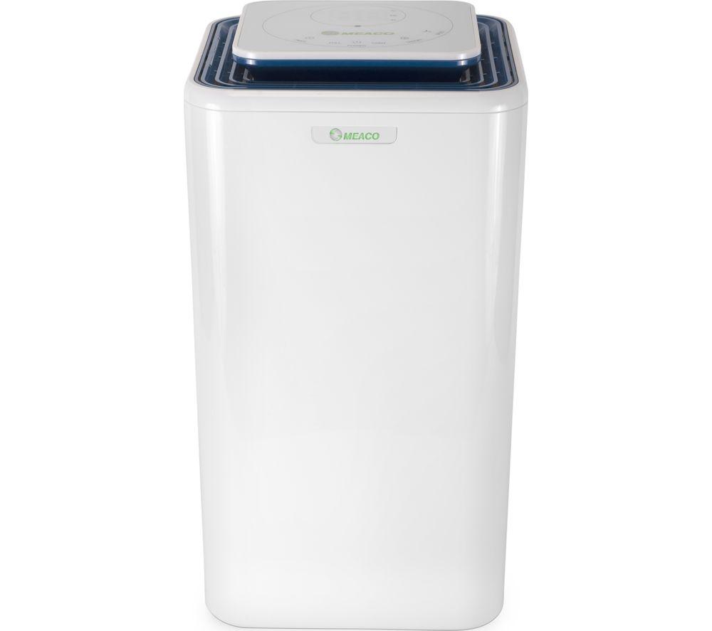 MEACO 12L - AH Portable Dehumidifier, Blue