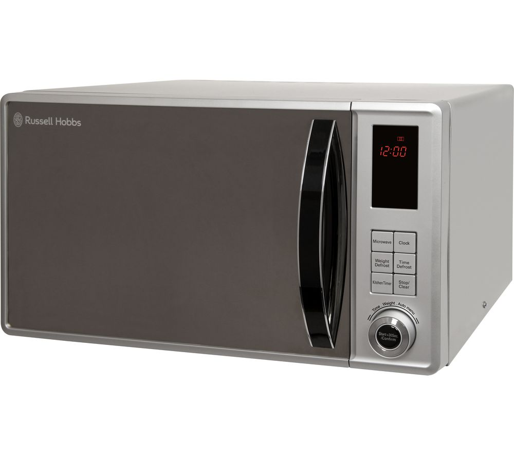 Image of RUSSELL HOBBS RHM2362S Solo Microwave - Silver, Silver