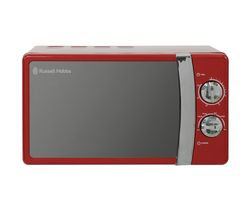 RUSSELL HOBBS RHMM701R Solo Microwave Best Price, Cheapest Prices