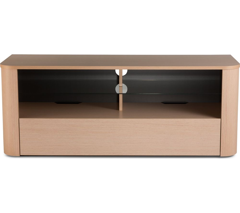 ALPHASON Hugo TV Stand - Oak