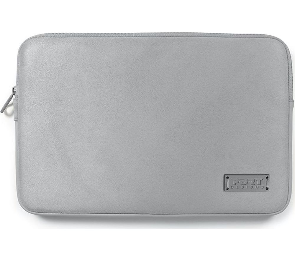 "PORT DESIGNS Milano 11"" MacBook Sleeve - Silver"