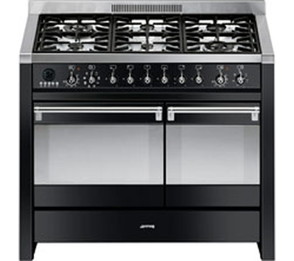 Compare prices for Smeg Opera 100cm Dual Fuel Range Cooker