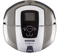 HOOVER Robo.com³ RBC090 Robot Vacuum Cleaner - Titanium Metallic