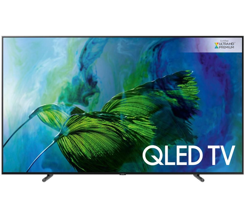 "SAMSUNG QE65Q9FAMT 65"" Smart 4K Ultra HD HDR QLED TV + Sound+ HW-MS650 3.0 All-in-One Sound Bar"