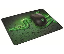 RAZER Abyssus 2000 Gaming Mouse & Goliathus Gaming Surface Set