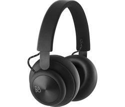 B&O H4 Wireless Bluetooth Headphones - Black