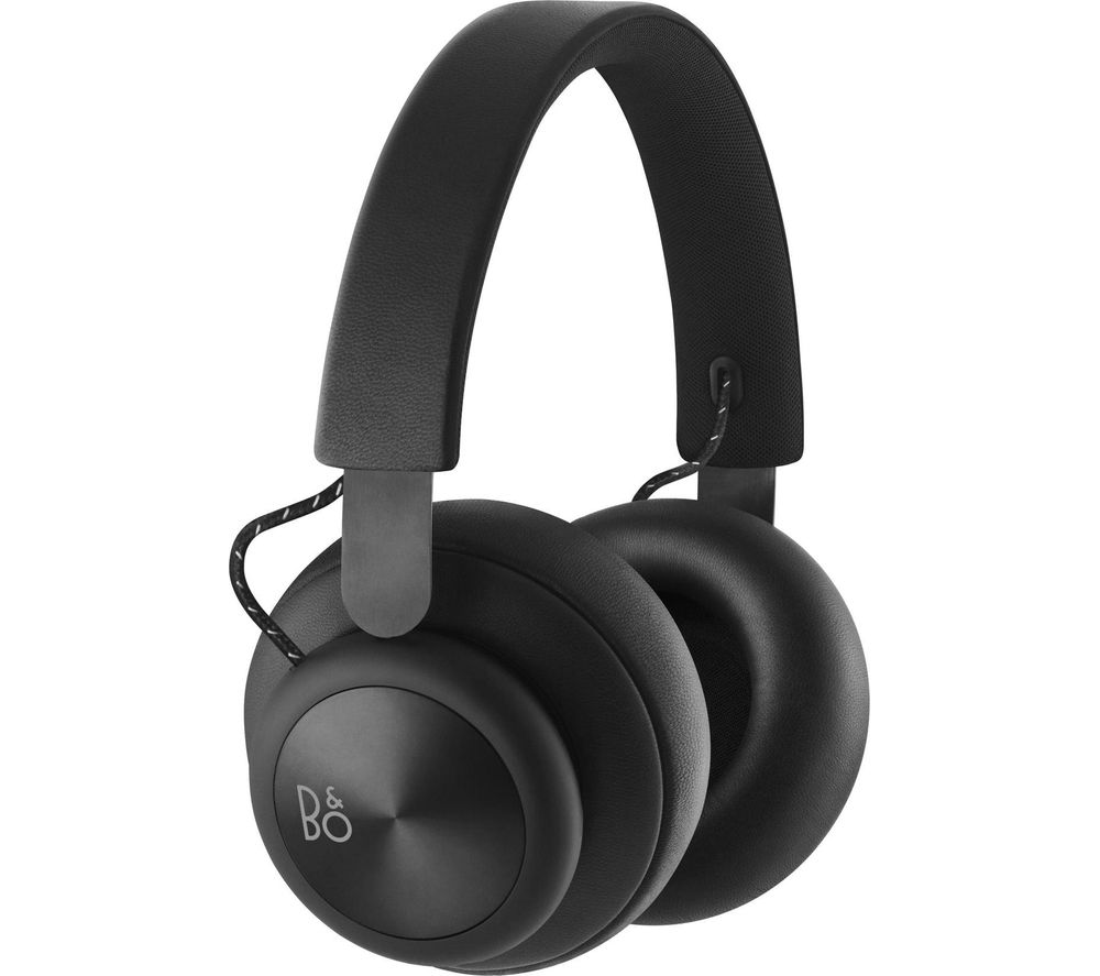B&O B&O H4 Wireless Bluetooth Headphones - Black