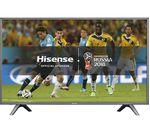 "HISENSE H49N5700UK 49"" Smart 4K Ultra HD LED TV - Grey"