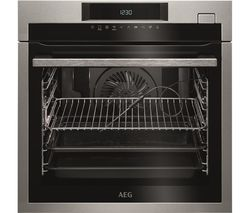 AEG BSE774320M Electric Oven - Stainless Steel