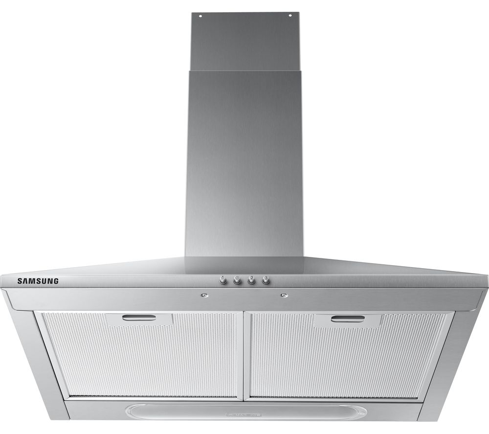 buy samsung nk24m3050ps ur chimney cooker hood stainless steel free delivery currys. Black Bedroom Furniture Sets. Home Design Ideas