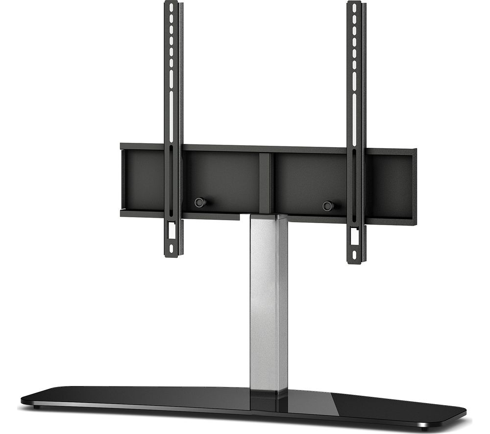 Compare prices for Sonorous Curved PL2335 B-SLV 900 mm TV Stand with Bracket