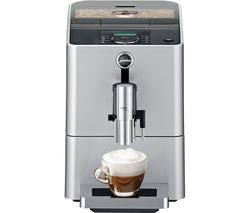 JURA Micro 90 Bean to Cup Coffee Machine - Silver