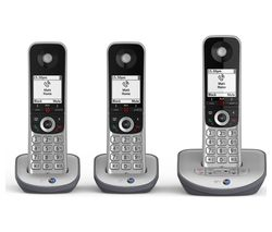 BT Advanced 1Z Cordless Phone - Triple Handsets