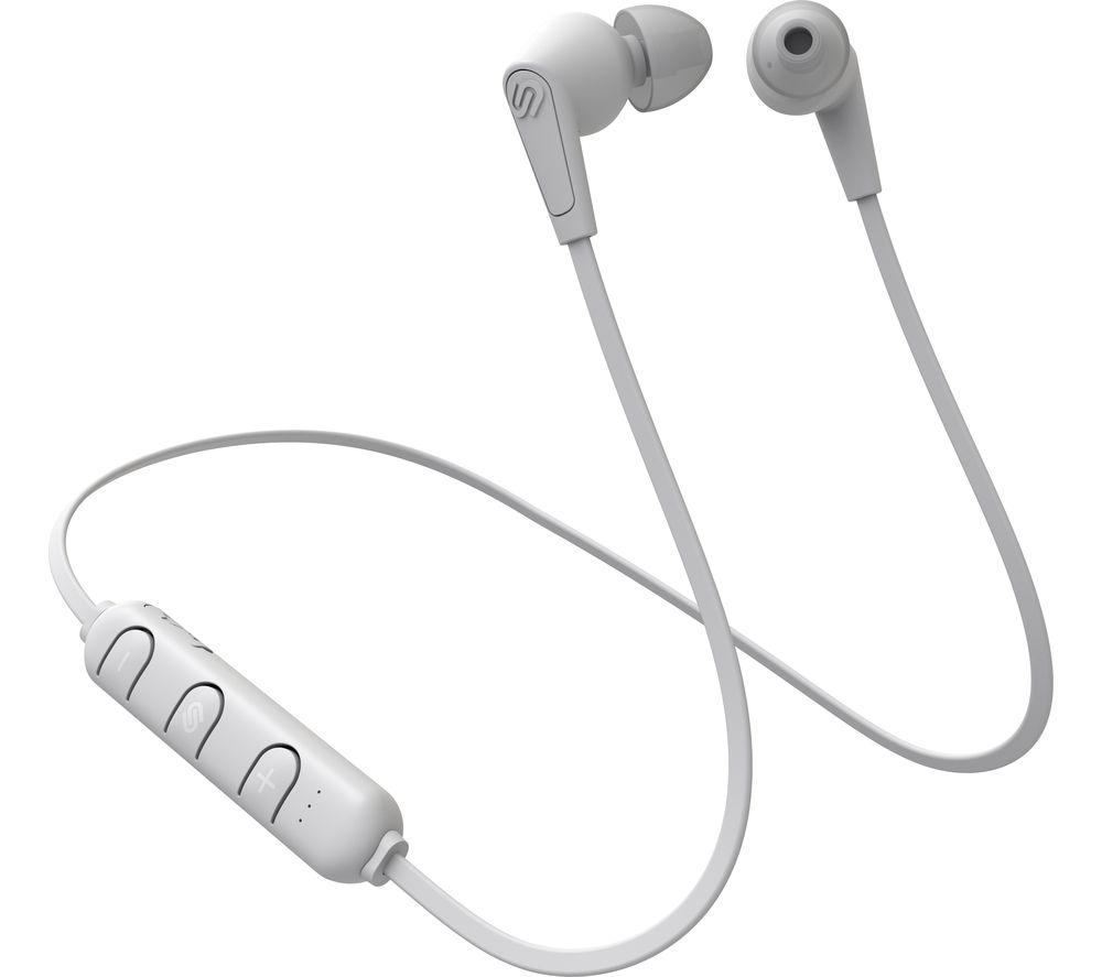 URBANISTA Madrid Wireless Bluetooth Earphones - White