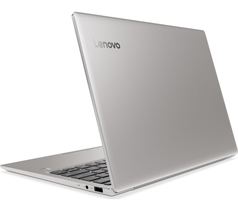 """LENOVO IP720 S 14"""" Intel® Core™ i7 Laptop - 256 GB SSD, Silver + Office 365 Personal - 1 year for 1 user + LiveSafe Premium 2018 - 1 year for unlimited devices"""