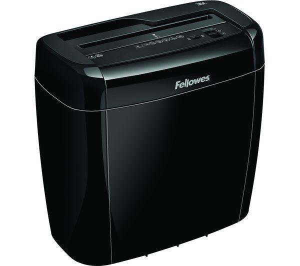 Argos fellowes paper shredder
