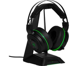 RAZER Thresher Ultimate Wireless 7.1 Gaming Headset - Black & Green