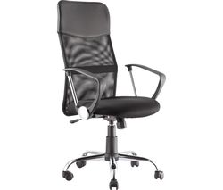 Orlando AOC4087BLK Tilting Operator Chair - Black