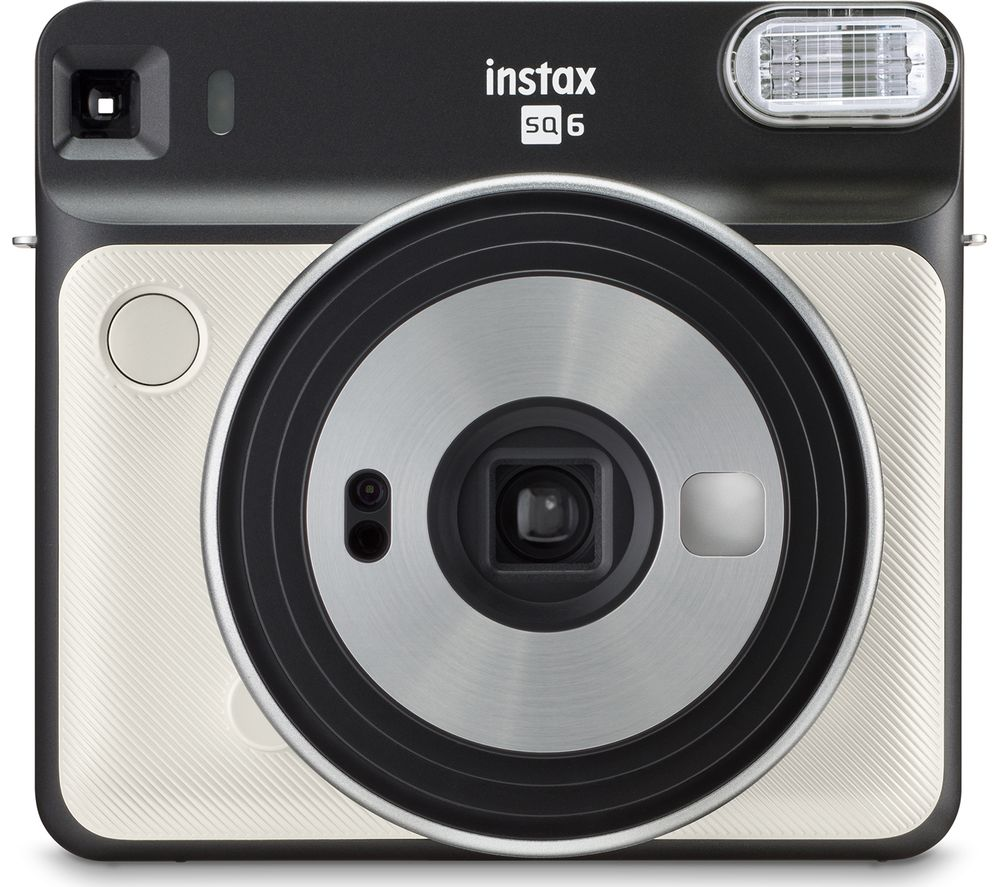 INSTAX SQ6 Instant Camera - White