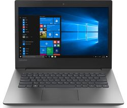 "LENOVO Ideapad 330-14IGM 14"" Intel® Pentium® Laptop - 1 TB HDD, Black"