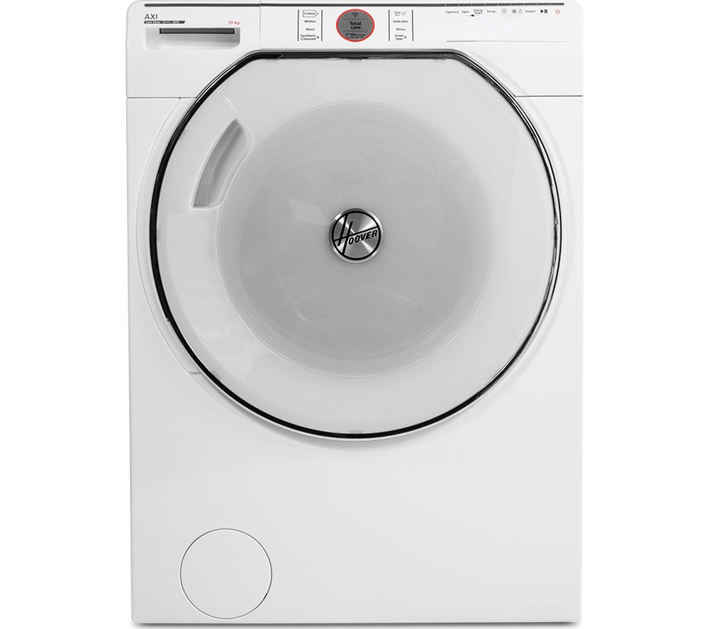 HOOVER AXI AWMPD610LH08 Smart 10 kg 1600 Spin Washing Machine - White, White