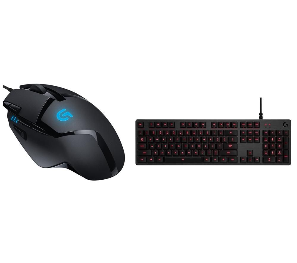 Drivers Logitech Mouse/Keyboard Gaming