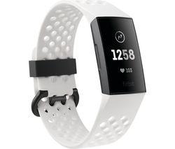 FITBIT Charge 3 SE - White & Graphite, Universal