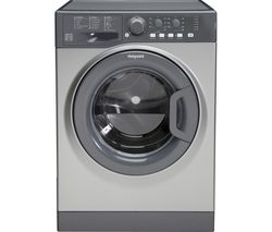 HOTPOINT FML 842 G UK 8 kg 1400 Spin Washing Machine - Graphite