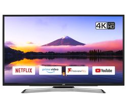 "JVC LT-43C890 43"" Smart 4K Ultra HD HDR LED TV"