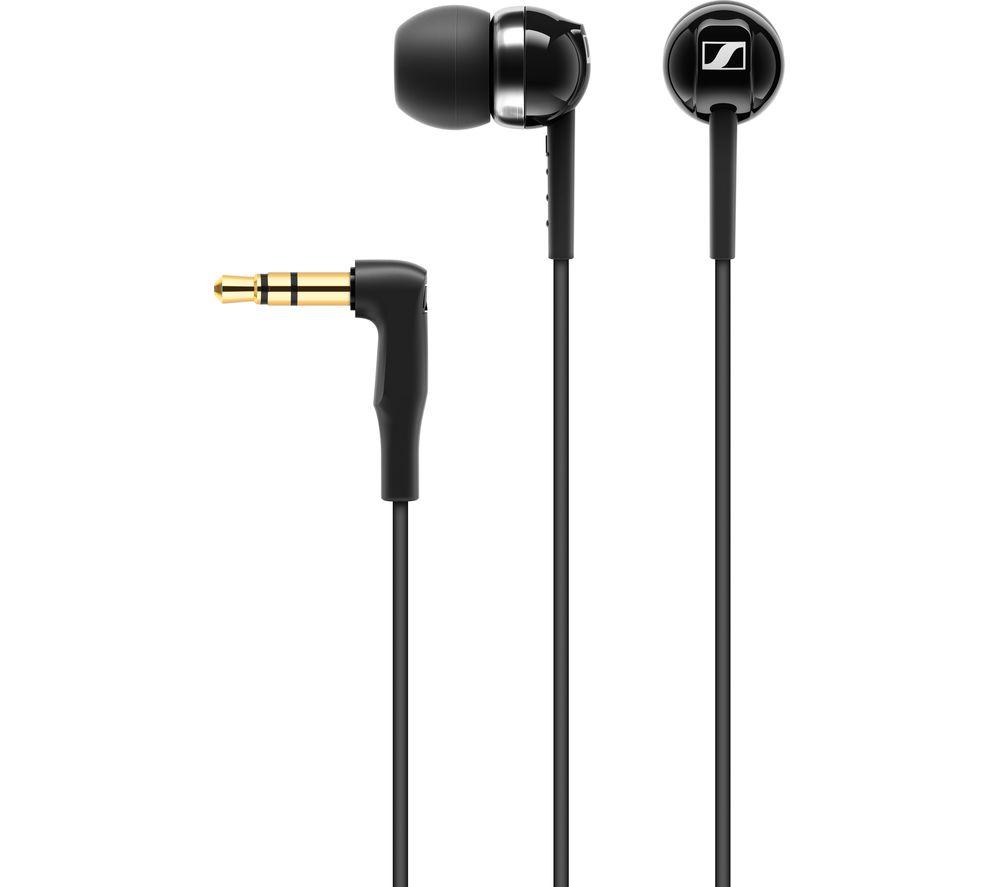 CX 100 Earphones - Black
