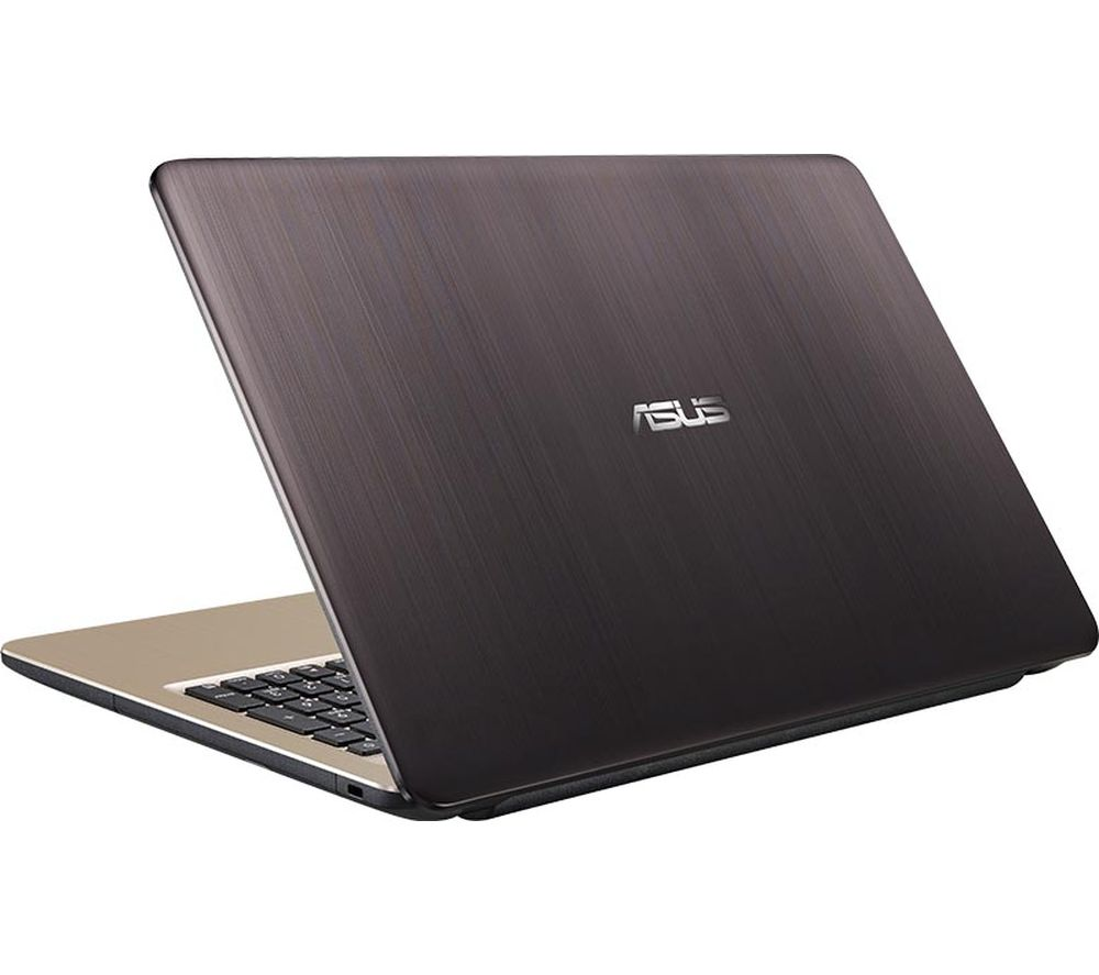 "ASUS X540LA 15.6"" Intel® Core™ i3 Laptop - 1 TB HDD, Chocolate"