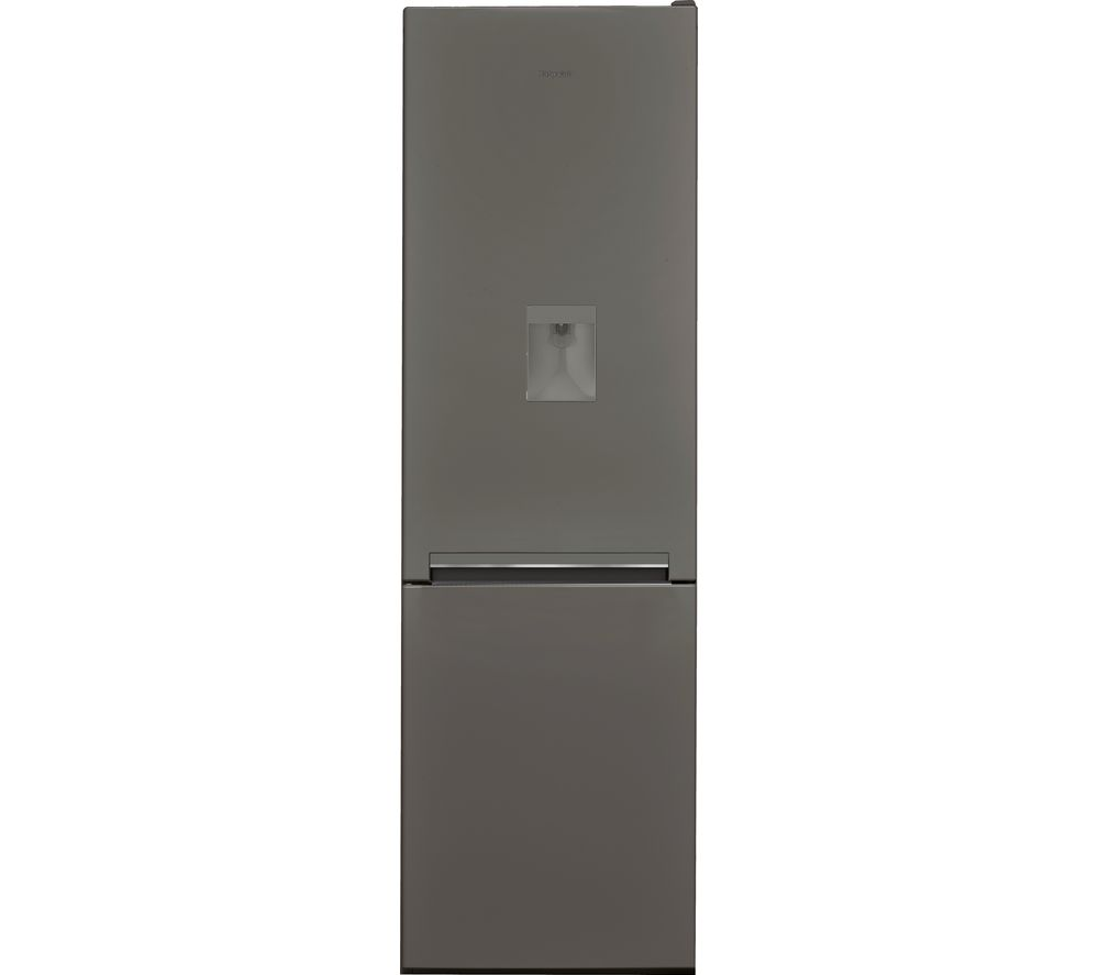 HOTPOINT Day1 H8 A1E SB WTD UK.1 70/30 Fridge Freezer - Grey