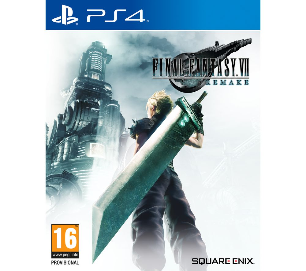 PLAYSTATION Final Fantasy VII Remake