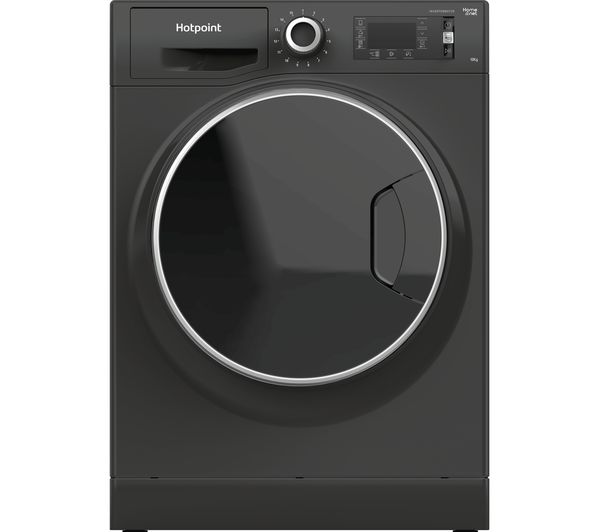 Image of HOTPOINT ActiveCare NLLCD 1065 DGD AW UK WiFi-enabled 10 kg 1600 Spin Washing Machine - Grey
