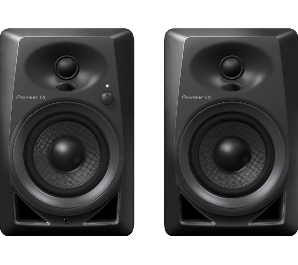 PIONEER DJ DM-40 2.0 Active Monitor Speakers - Black