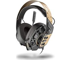 RIG 500 Pro PC Gaming Headset - Gold