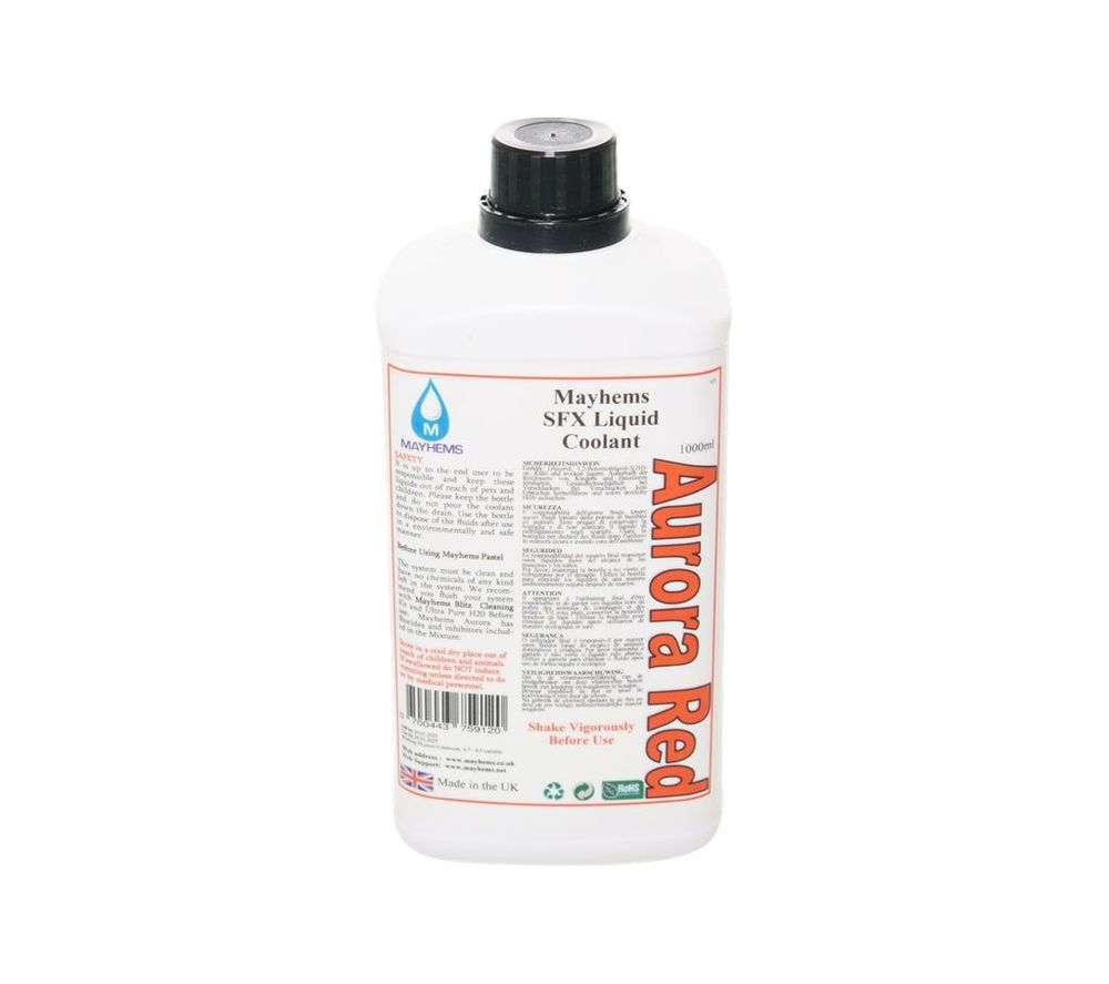 MAYHEMS Aurora Coolant - Red