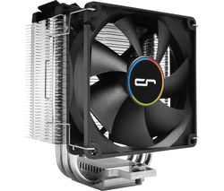 M9i 120 mm CPU Cooler - Black & Silver