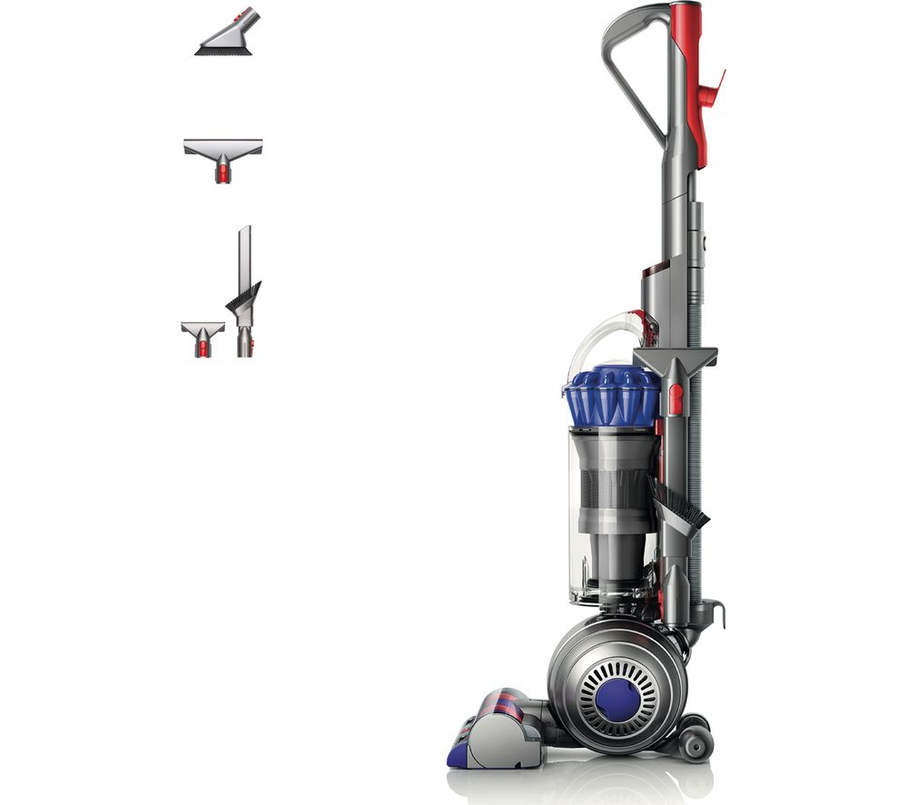 DYSON Small Ball Allergy Upright Bagless Vacuum Cleaner - Iron
