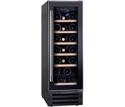 H-WINE 500 HWCB 30 Wine Cooler – Black