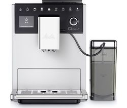 MELITTA CI Touch F630-101 Bean to Cup Coffee Machine - Silver Best Price, Cheapest Prices