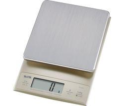 KD-321 Electronic Kitchen Scale - Silver