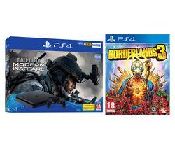 SONY PlayStation 4 with Call of Duty: Modern Warfare & Borderlands 3 Bundle