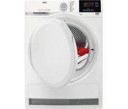 7000 Series T7DBG840N 8 kg Heat Pump Tumble Dryer - White