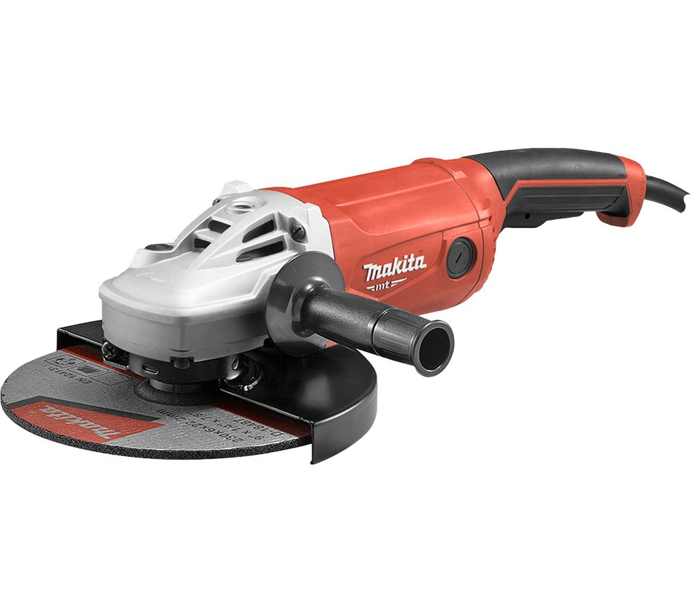 MAKITA MT Series M9001 230 mm Angle Grinder - Red