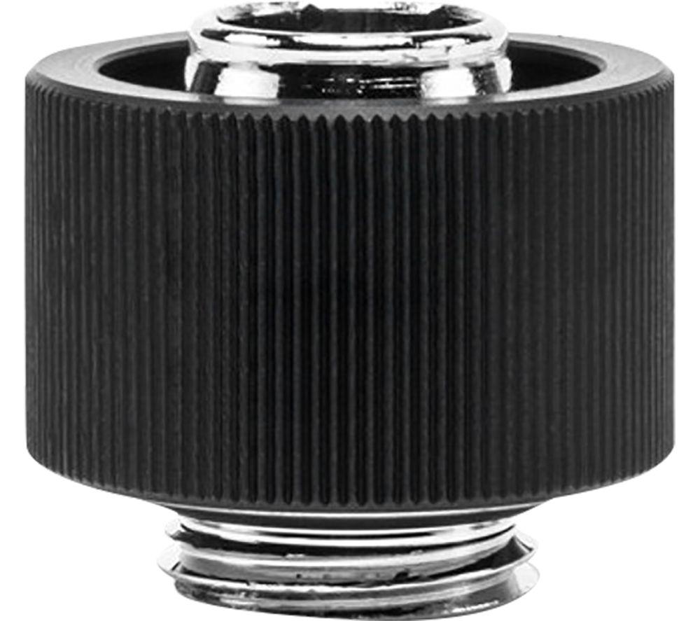 "EK COOLING EK-STC Classic 10/16 mm Compression Fitting - G1/4"", Black"