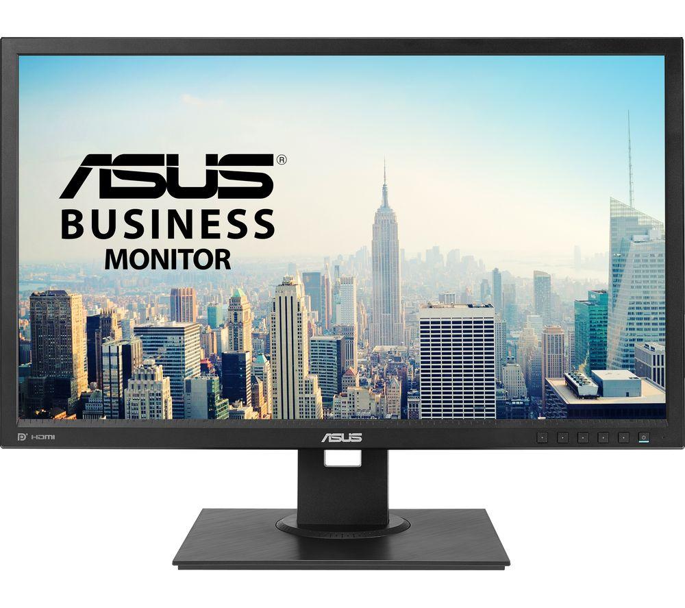 "ASUS BE249QLBH Full HD 24"" IPS Monitor – Black"